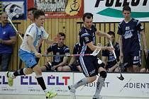 2. zápas: FBC PULLO TRADE Česká Lípa - Kanonýři Kladno 3:4 pp.