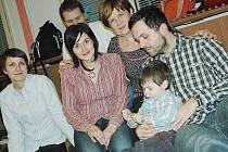 Zuzana Baudyšová oslavila v českolipském Mateřském centru Pumpkin narozeniny svého vnuka Toníka. Při té příležitosti apelovala, aby rodiče své děti motivovali více pochvalou než tresty.