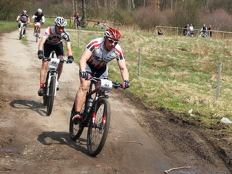 Dvanáctý ročník cyklistického závodu Bohemie MTB Maratón se uskutečnil v Radvanci.