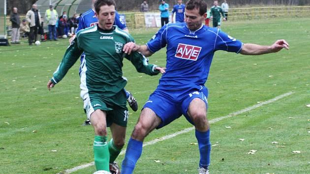 Na sedmé příčce tabulky divizní skupiny B skončil po podzimní části nováček FC Nový Bor.