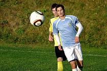Fotbalisté Stráže jsou po podzimu v I. B třídě třetí a na čelo tabulky ztrácejí dva body.