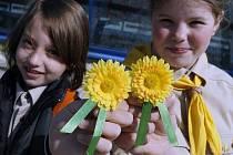 Tradiční charitativní sbírka Ligy proti rakovině proběhne 13. května.