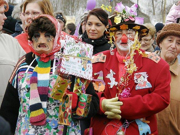 Už 6. ročník Mimoňského masopustu, který se koná v sobotu 14. února od 10 hodin na náměstí 1. Máje v Mimoni.