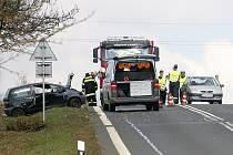 Na silnici z České Lípy do Nového Boru jsou dopravní nehody téměř na denním pořádku.