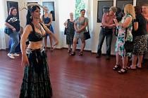 Až do konce srpna potrvá v Galerii Pošta v Dubé na Českolipsku výstava fotografií Václava Zývala, nazvaná Linie ženy.