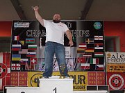 Václav Češka se stal absolutním vítězem celého šampionátu a mistrem světa federace WUAP.