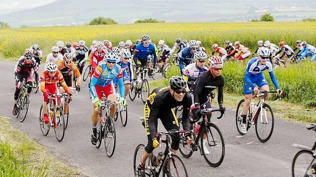 Silniční cyklistika je těžký, ale nádherný sport.