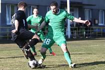 Fotbalisté FC Nový Bor se posunuli v průběžné tabulce skupiny B na 11. pozici.