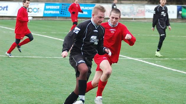 Rezerva českolipského Arsenalu utrpěla porážku 8:2 od Vilémova.