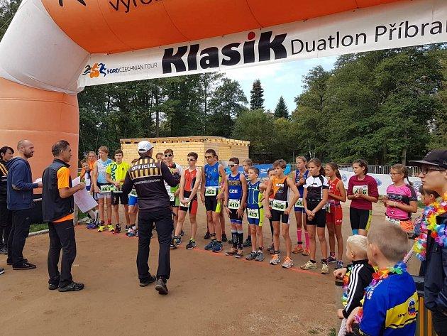 Netradičně 27. září odpoledne se z technických důvodů konal 12. ročník Běhu kolem Panské skály.