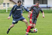 Fotbalisté českolipského Arsenalu sehráli v týdnu přípravný zápas s týmem Brozan (0:0).