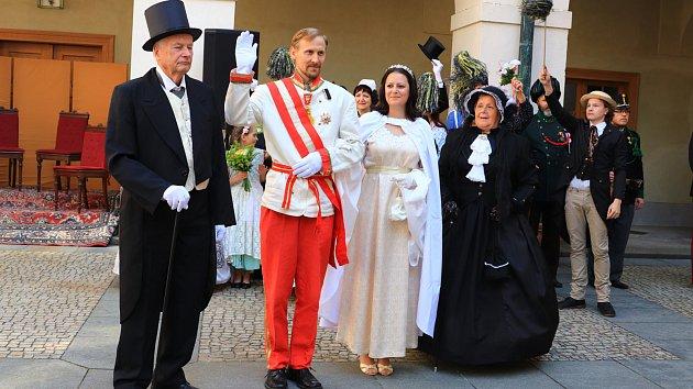 Císařské slavnosti v Zákupech