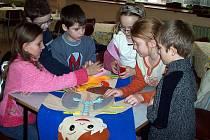 V rámci projektu poznávají školáci mimo jiné základní funkce lidského těla.