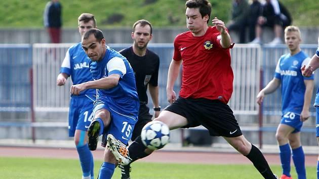 Arsenal Česká Lípa - Chrastava 0:3.