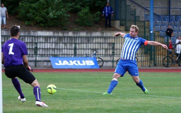 Arsenal Česká Lípa - Železný Brod 1:0 (0:0).