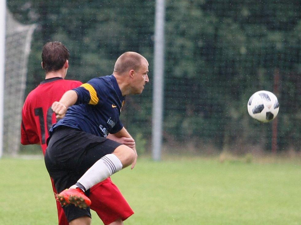 Vesec - Holany 1:2 (0:0).