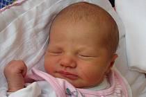 Mamince Veronice Adamcové z České Lípy se 16. dubna v 11:12 hodin narodila dcera Kristýna Kalvasová. Měřila 50 cm a vážila 3,15 kg.