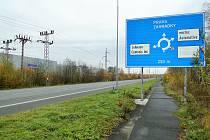 Veřejné projednání budoucnosti silničního obchvatu města se uskutečnilo v České Lípě. Obchat zatím představuje jen první etapa u Sosnové zastavená v roce 2010 ministrem Vítem Bártou.