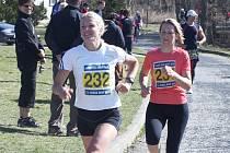Jarním během sídlištěm Západ v Novém Boru, byla zahájena Okresní běžecká liga O pohár Českolipského deníku. Mezi ženami byla nejrychlejší Ivana Loubková před svou sestrou Kateřinou.