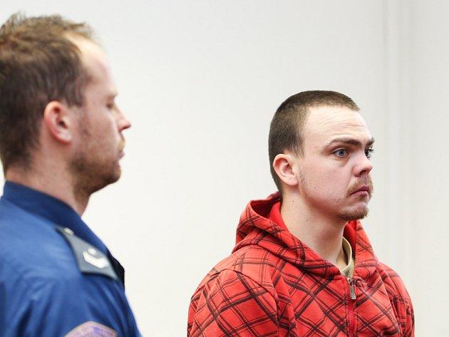 Medek přijal verdikt, který ještě není pravomocný, bez emocí. Hrozil mu až pětiletý trest.