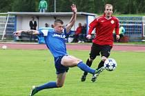 Českolipští fotbalisté v předchozím kole zdolali Chrudim 1:0 a téměř po měsíci znovu slavili vítězství.