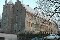 Zámek Horní Libchava.