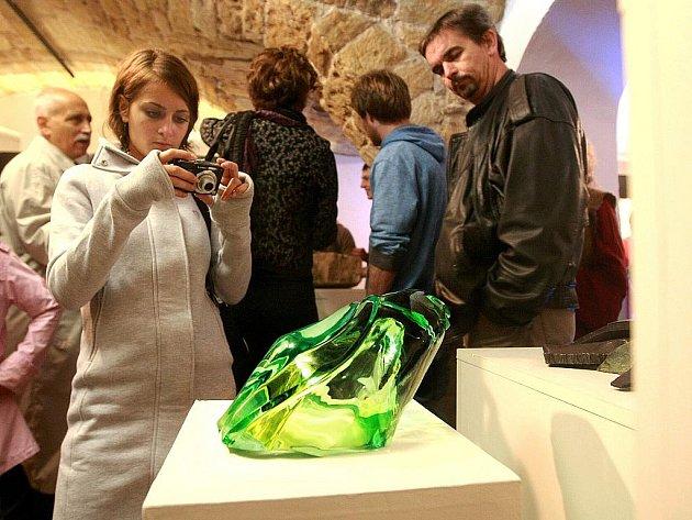 V novoborském muzeu je aktuálně k vidění výstava děl, která vznikla během Sympozia uměleckoprůmyslových škol v Libereckém kraji.