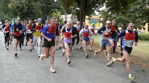 Seriál běžeckých závodů Okresní běžecká liga (OBL) O pohár českolipského Deníku se rozbíhá.