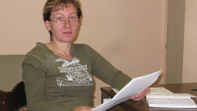 Alena Losová, krajská předsedkyně školských odborů říká, že ne všude dostali učitelé, co jim náleží.