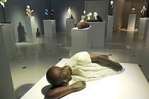 Skleněné sochy Martina Janeckého jsou výsledkem speciální výrobní techniky zvané inside sculpturing.