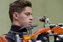 Filip Nepejchal - český reprezentant ve sportovní střelbě.