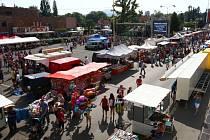 Městské slavnosti se v České Lípě konají tradičně na konci června.