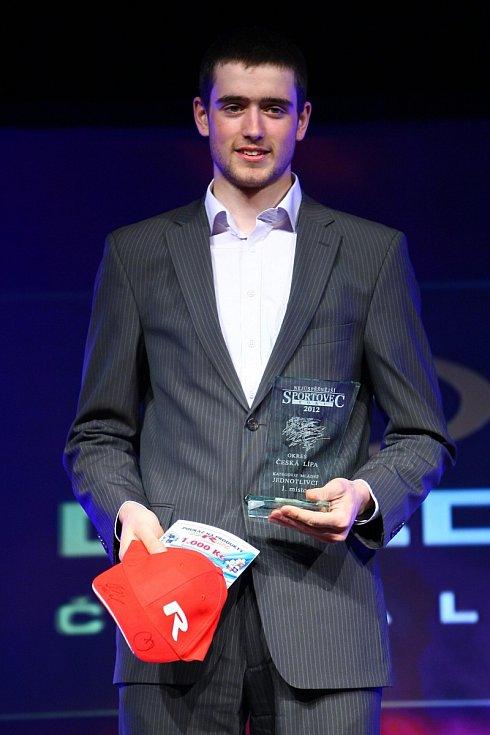 Vítězem mezi mládeží se stal Kryštof Bogar (MTBO) z OK Jiskra Nový Bor.