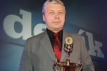 Střelci slavili úspěch. Trenérem roku se stal Stanislav Stupka, který převzal cenu i pro nejlepší sportovkyni Zuzanu Šostkovou.
