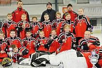 Naděje českolipského hokeje.