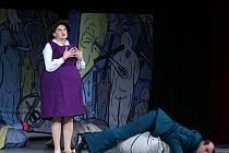 Proslulá maďarská rodinka, která potěšila už nejméně půl zeměkoule, ožila na divadelních prknech českolipského Jiráskova divadla.