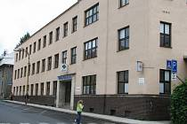 Budova polikliniky v Novém Boru
