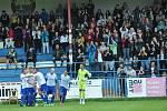 Na domácí zápas Doks s Hrádkem dorazilo 650 fanoušků. Užili si nejen vítězství svého týmu.