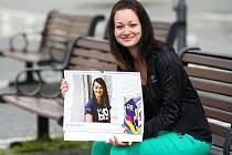 Monika Kalová nechala nafotit kalendář osobností s roztroušenou sklerózou.