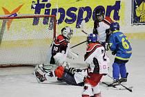 V kvalitně obsazeném hokejovém turnaji mladších žáků na českolipském ledě skončil domácí celek jako čtvrtý.