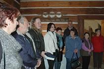 První kroky návštěvníků směřovaly na Víseckou rychtu.