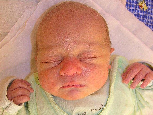 Mamince Kateřině Ježkové z České Lípy se 21. října v 1:07 hodin narodila dcera Kateřina Ježková. Měřila 49 cm a vážila 3,05 kg.