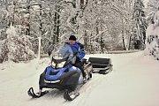 V okolí Polevska se konečně rozběhla sezóna.