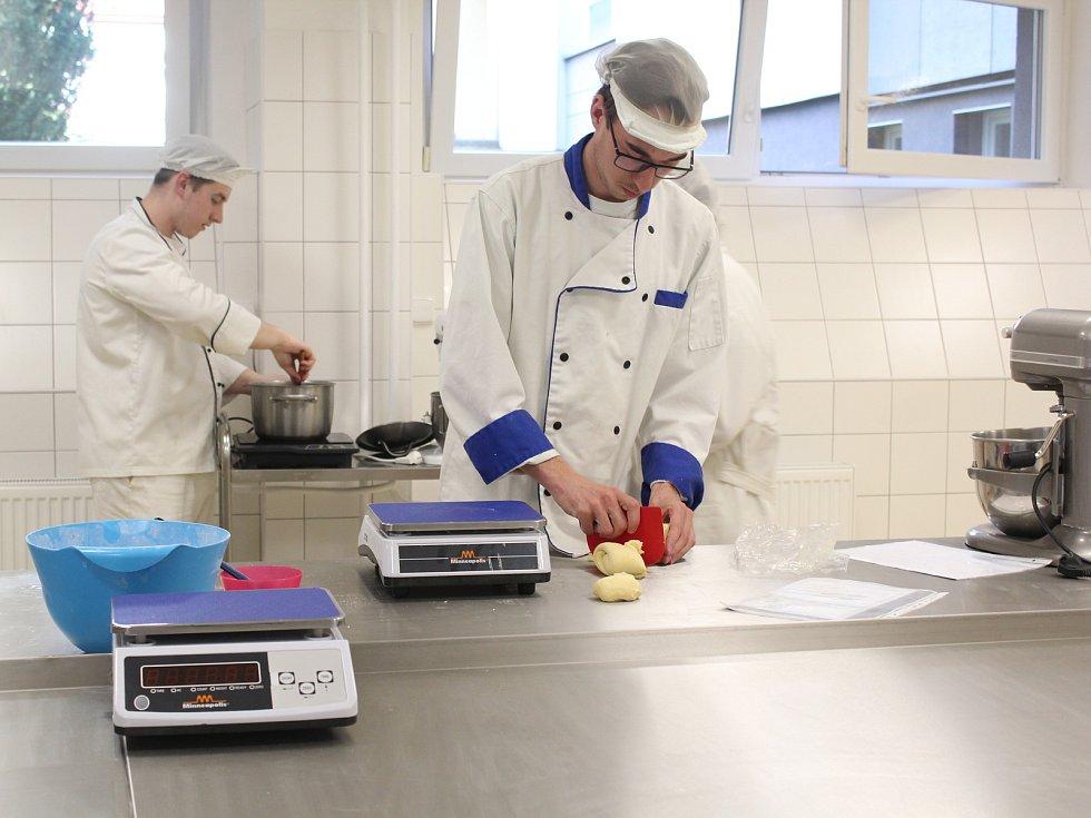 Nové učebny centra odborného vzdělávání v České Lípě