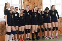 Akademie v Čížkovickém betonu skončila ve finále druhá na míče.