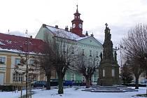 Obnovené Masarykovo náměstí.