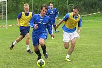 Pošesté se v Jablonném v Podještědí uskutečnil turnaj v malé kopané SIKR CUP 2014.