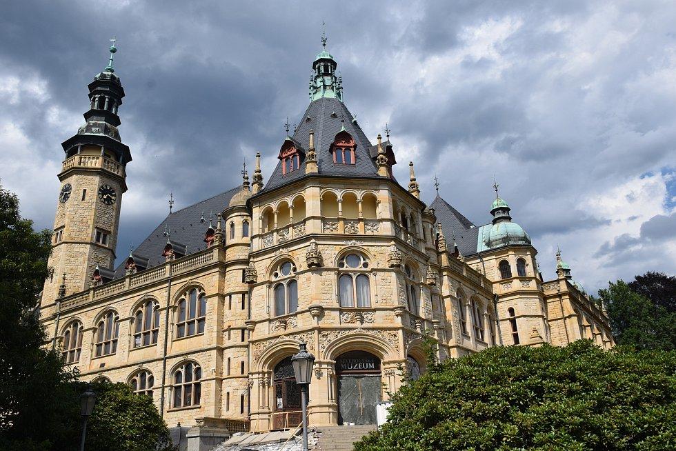 Severočeské muzeum.