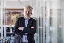 Rektor České zemědělské univerzity Petr Sklenička poskytl 18. září 2019 v Praze rozhovor Deníku.