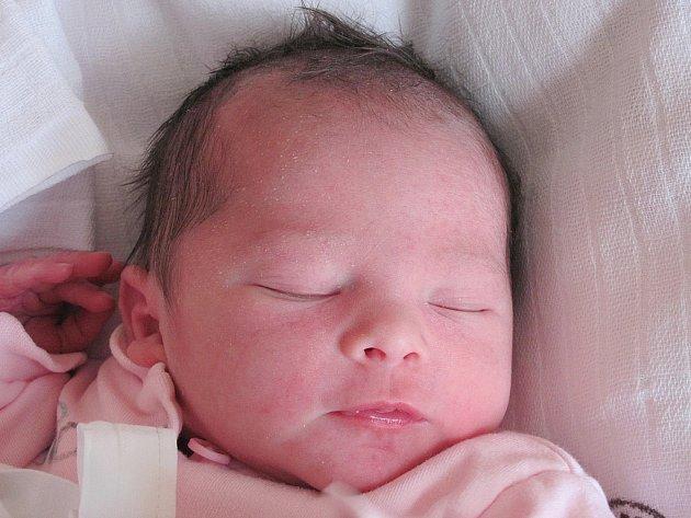 Mamince Andreje Slovákové z České Lípy se 30. března v 1:49 hodin narodila dcera Sára Popperová. Měřila 46 cm a vážila 2,7 kg.